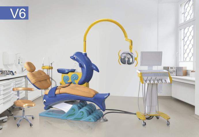 Kids Dental Chair