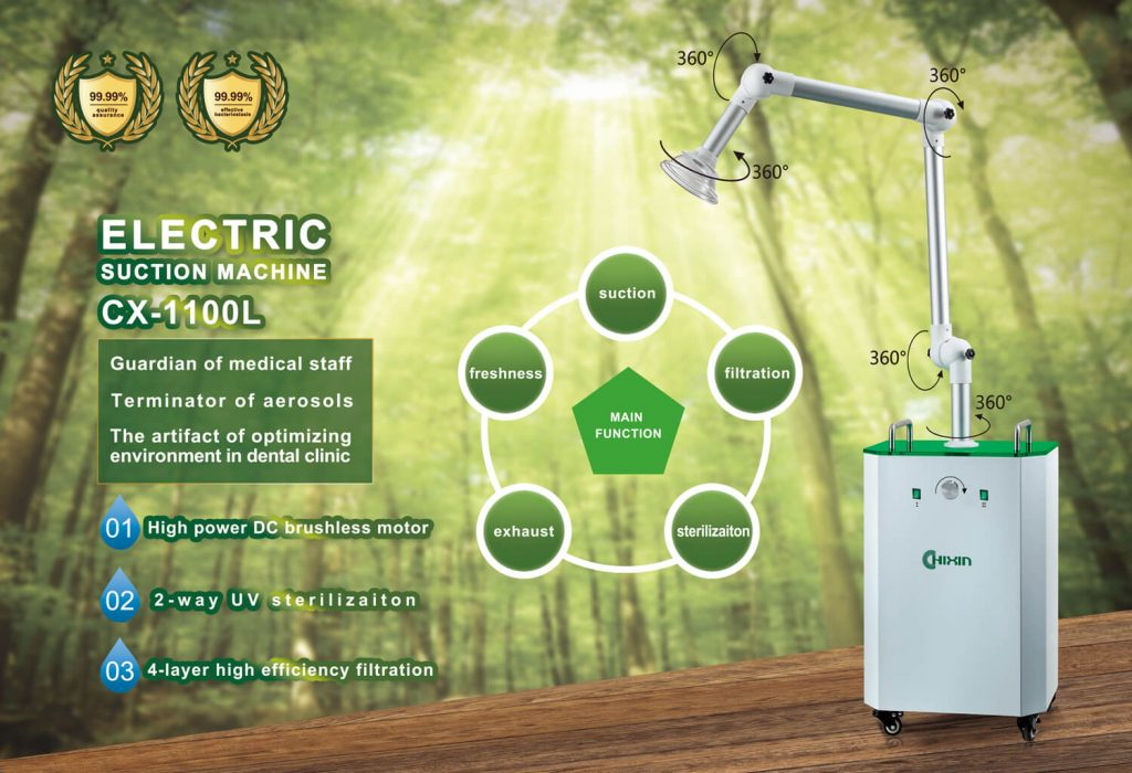 electric suction machine 01