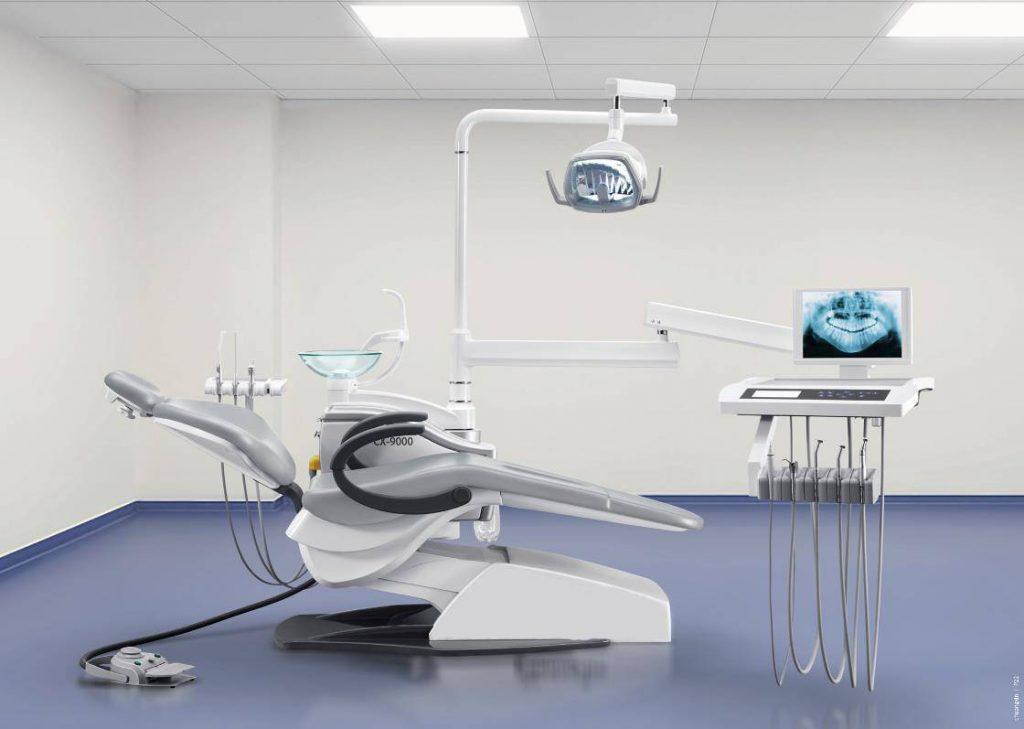 9000 dental chair