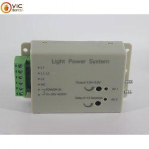 Control Box For Fiber Optic Handpiece VIC-115